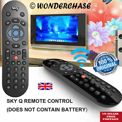 £5.85 • Buy Sky Q Infrared Tv Non Touch /voice Genuine Quality Remote Control Uk
