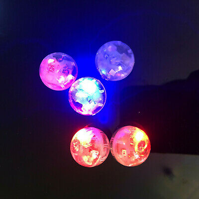 £1.99 • Buy Jumping Flashing Ball LED For Cat Toys Joggle Vibrating Changing Color
