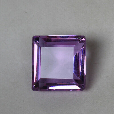 AU38.67 • Buy Natural Alexandrite 16.30 Ct Square Brazil Color Change Loose Certified Gemstone
