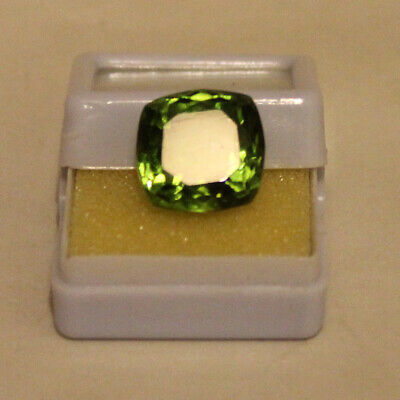 AU53.34 • Buy Natural Alexandrite 16.90 Ct Square Brazil Color Change Loose Certified Gemstone