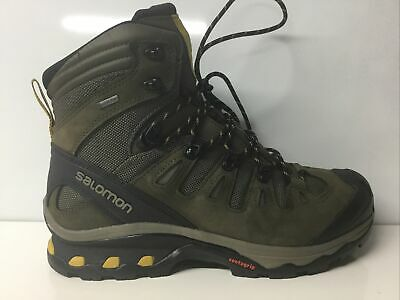 AU217.15 • Buy Salomon Quest 4D 3 GTX - Men's Hiking Backpacking Waterproof Boots - Size 10.✨