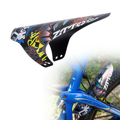 $8.46 • Buy Mountain Bike Fend'er Outdoor MTB Bicycle Front Rear Mudguard Cycling Tool V2J9