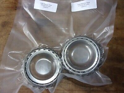 $70 • Buy M35a2 M35 2.5 Ton Rockwell Axel Front Or Rear Inner And Outer Wheel Bearing Set