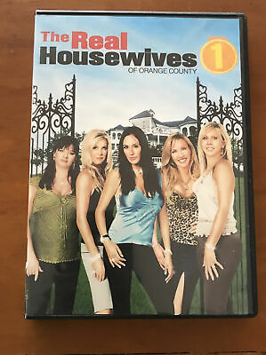 £4.04 • Buy The Real Housewives Of Orange County: Season One (DVD, 2007, 2-Disc Set)