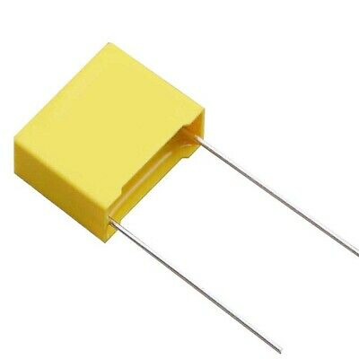 $5.99 • Buy 0.1uF, 250v, Poly Capacitor,