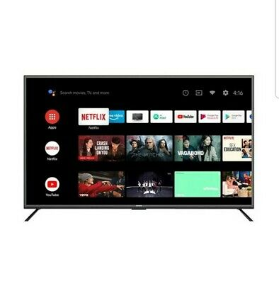 AU629.13 • Buy KG 50  Inch Smart 4K Ultra HD HDR LED TV With 10+ Freeview 5 YEARS WARRANTY