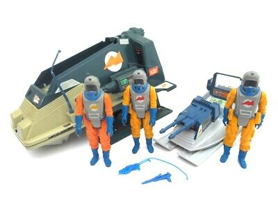 $ CDN59.62 • Buy Gi Joe Action Force ☆ S FORCE COSMIC CRUISER LOT ☆ Vintage Hasbro Palitoy 1982