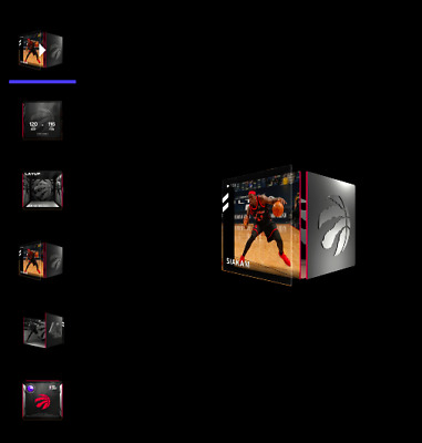 $31 • Buy NBA Top Shot Moment Basketball NFT Pascal Siakam *Layup* Series 2 LE