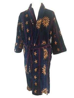 £39 • Buy Bown Of London Luxury Dressing Gown, Size Small 100% Velour Cotton