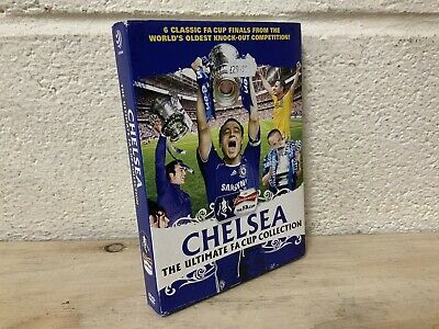 £29.99 • Buy Chelsea - The Ultimate FA Cup Collection (DVD Set) (L7)