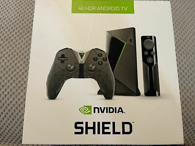 $ CDN284.99 • Buy Nvidia Shield TV 2017 4K HDR Ready ATMOS 3GB/16GB With Remote & Game Controller