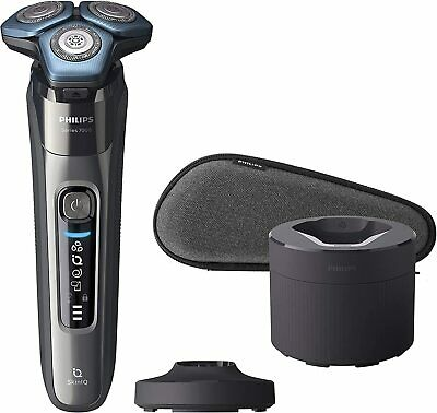 AU650.19 • Buy Philips S7000 S7788/55 Shaver Electric For Mens With Technology Skin-Iq