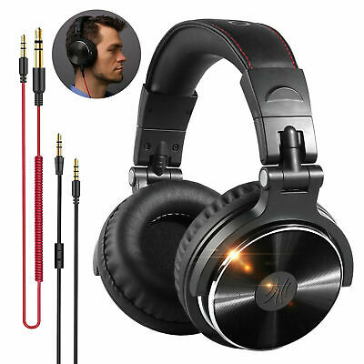 $ CDN34.95 • Buy OneOdio Pro-10 Headphones Professional Studio Dynamic Stereo With Microphone