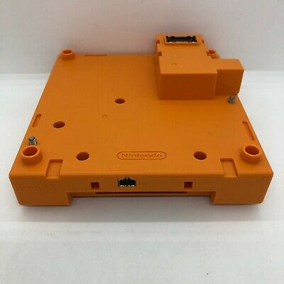 £52.72 • Buy Nintendo GameCube GameBoy Player Base Only (No Disc) Orange Color From Japan