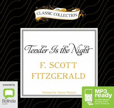 £24.63 • Buy Tender Is The Night [Audio] By F. Scott Fitzgerald