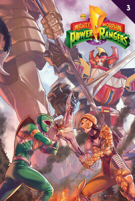 £21.92 • Buy Mighty Morphin Power Rangers 3 (Mighty Morphin Power Rangers) By Kyle Higgins
