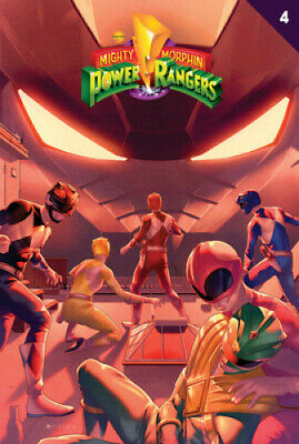 £21.88 • Buy Mighty Morphin Power Rangers 4 (Mighty Morphin Power Rangers) By Kyle Higgins
