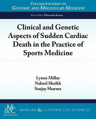 £30.89 • Buy Clinical And Genetic Aspects Of Sudden Cardiac Death In The Practice Of Sports