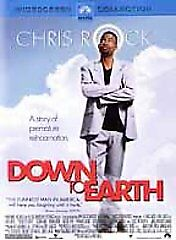£4.16 • Buy , Down To Earth, DVD