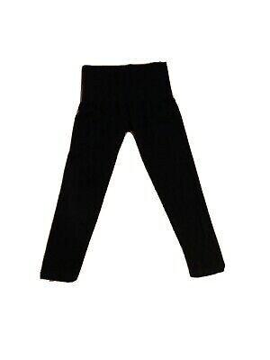 $27 • Buy M Rena Black Womens Leggings One Size NWOT Made In USA