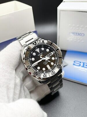 $ CDN360.33 • Buy Seiko 5 SRP599J1 Baby Monster Automatic Watch Made In Japan *UK Seller*