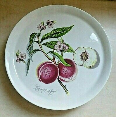 £25 • Buy Portmeirion Pomona ~ GRIMWOODS ROYAL GEORGE ~ 11.75cm Serving Or Pizza Plate