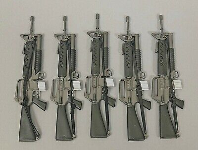 $9.99 • Buy 5 21st Century Toys M16 Rifle / Grenade Launcher For 1/6th Scale Or 12  Figures