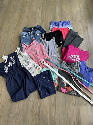 AU45.41 • Buy Hanna Anderson Old Navy Adidas Childrens Clothing Lot 20 Pieces Sizes 8-10 Med
