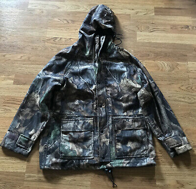 £10.64 • Buy Boys Large REDHEAD Advantage Timber Camo Hooded  Jacket