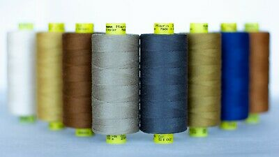 £6.59 • Buy Gutermann Mara 30 Top-stitch Thread: 300m.POPULAR Shades For Denims And Leather.