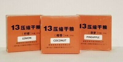$19.99 • Buy 3 Chinese MILITARY Cereal Bars Emergency Ration MRE