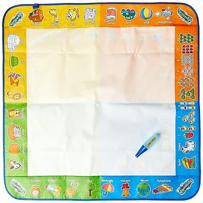 £16.99 • Buy Tomy Aquadoodle Classic Colour Water Colouring Drawing Mat Kids Toy No Mess