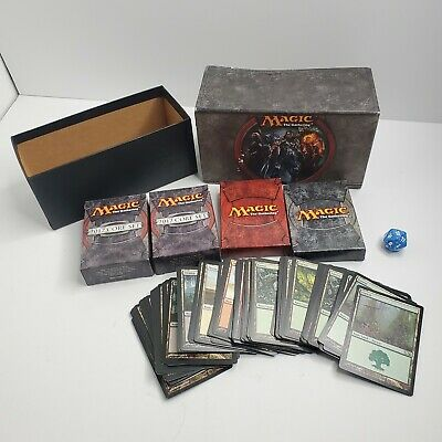 $49.95 • Buy Magic The Gathering M14 Core Set 2012 Booster Box English Opened 150+ Cards