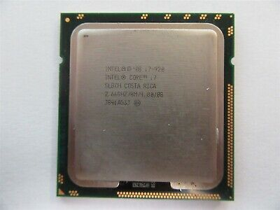 $ CDN13.29 • Buy Intel SLBCH Core I7-920 2.66GHz/8M/4.80/08 Socket 1366 CPU Processor LGA1366