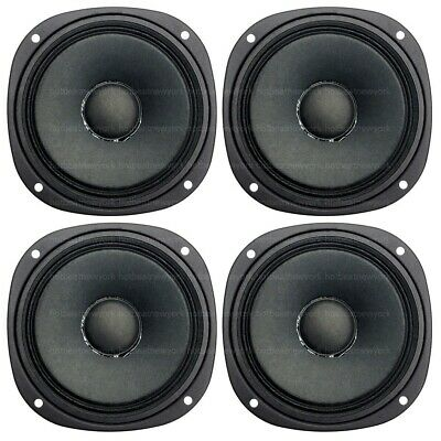 AU141.87 • Buy 4pcs Celestion TF0410MR 4  Midrange 30W RMS 8-ohm Closed Back Speakers T5464A