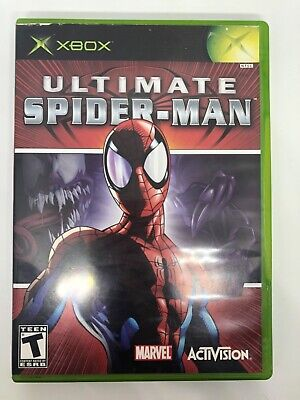 £12.03 • Buy Ultimate Spider-Man (Microsoft Xbox, 2005) Case And Game Disc