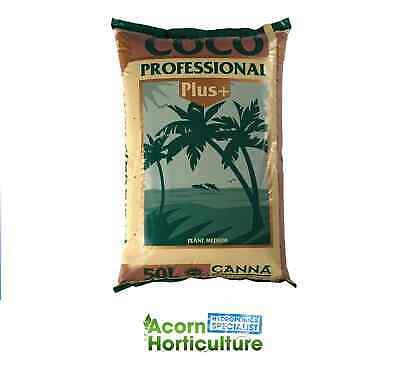 £17.84 • Buy Canna Coco Professional Plus 50L Litre Growing Medium Hydroponics *FREE DELIVERY