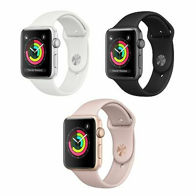 $ CDN327.29 • Buy Apple Watch Series 4 44MM (GPS + Cellular) Aluminum/Stainless Steel - All Colors