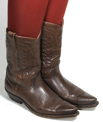 £40.50 • Buy Westernstiefel Cowboy Boots Texas Boots Catalan Style Line Dance Sancho 37