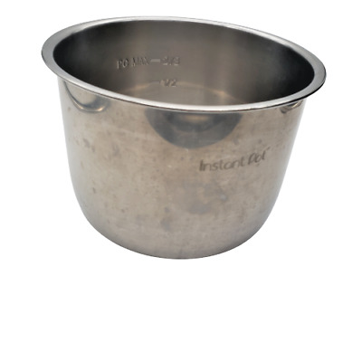 $ CDN33.86 • Buy 8 Qt Instant Pot Stainless Steel Inner Liner Bowl Insert Replacement Pre-Owned