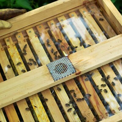 £29.99 • Buy 1 National Bee Hive See Through Crown Board.