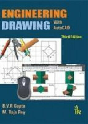 £25.96 • Buy Engineering Drawing With AutoCAD By Gupta, B. V. R.