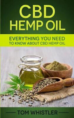 £11.90 • Buy CBD Hemp Oil: Everything You Need To Know About CBD Hemp Oil - The Complete