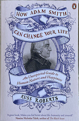 AU20.95 • Buy How Adam Smith Can Change Your Life By Russ Roberts Guide To Human Nature
