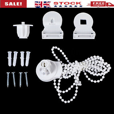 £9.39 • Buy Roller Blind Fitting Kit For 25mm Tube - Blind Spare Parts Curtain Accessories