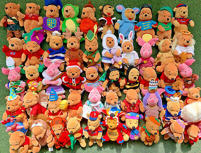 £9.99 • Buy Various Collectable Winnie The Pooh Soft Toys - Multi LIsting Choose Your Own (A
