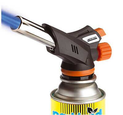 £10.95 • Buy Bond Hardware® Blow Torch Butane Gas Kit Cooking Catering Creme Brulee Culinary