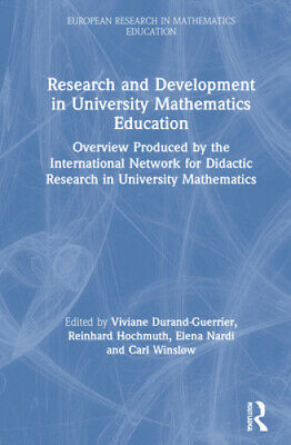 £94.94 • Buy Research And Development In University Mathematics Education: Overview