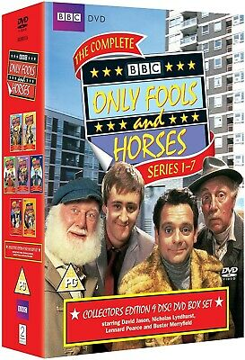 £12.99 • Buy Only Fools And Horses Complete Series 1 - 7 Brand New And Sealed Dvd Box Set