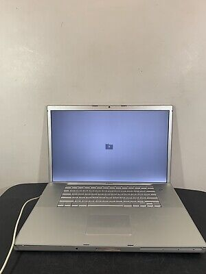 """$80 • Buy 17"""" Macbook Pro (Core 2 Duo @ 2.4 GHz) 2 GB RAM,  FOR PARTS AS-IS ONLY."""